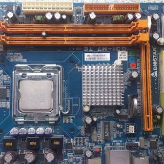 Pc desktop Motherboard Processor