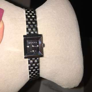 Gucci G Frame watch (genuine)