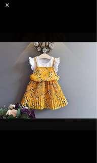 2 piece dress ( fake 2 piece)