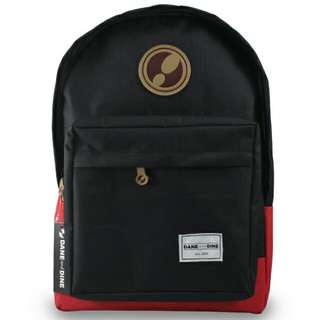 Backpack Class Black-Red