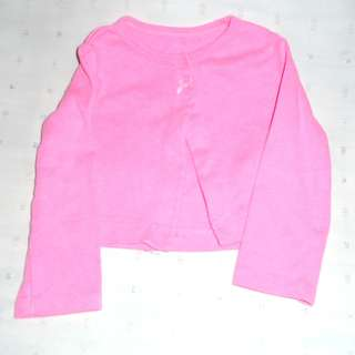 Charity Sale! Child of Mine Carter's babygirl Cardigan Size 6-9 months