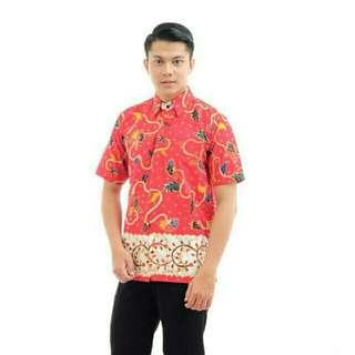 Kemeja Batik Primis Cowok