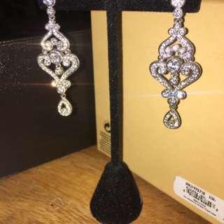 People's Diamond Earrings