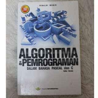 Algoritma dan Pemrograman Dalam Bahasa Pascal dan C