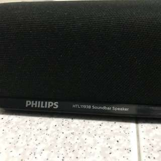 Philips Soundbar HTL1193B