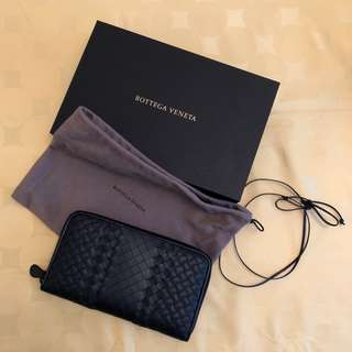 BV Bottega Veneta Long Wallet