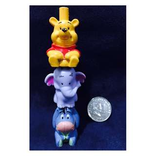Disney Characters Totem Pole