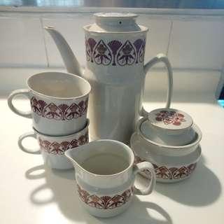 Vintage preloved Teaset