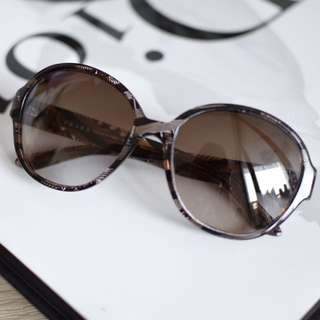 Genuine PRADA sunglasses in case with cert
