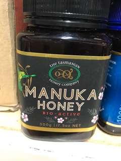 Yasmin Manuka Honey bio active 500g