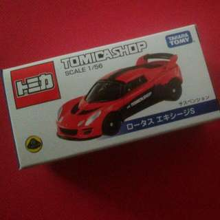 Tomica tomy tomicashop限量特注品lotus s notvnsx civic type r