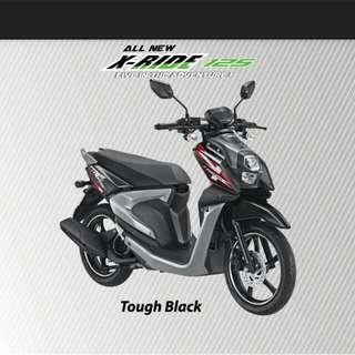 New X-Ride 125