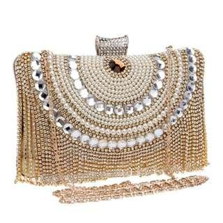 [PRE ORDER]Clutch women handbags wedding dinner evening bag