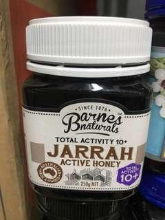 Barnes jarrah active Honey 250g