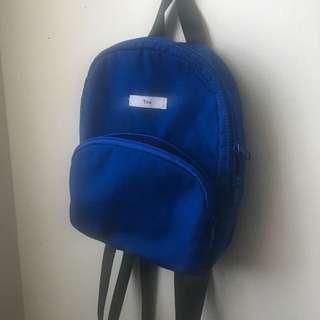 TNA Royal Blue Mini Backpack