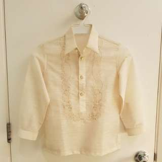 Barong for boys