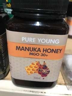 Pure honey Manuka health 30+ 500g