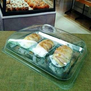 Classy food / bread cover