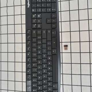 Logitech K375s wireless+Bluetooth keyboard