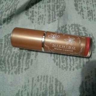 Nichido lipstick