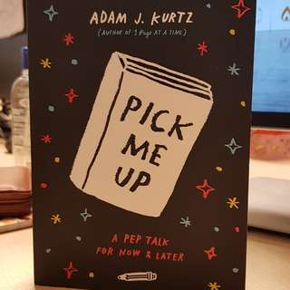 Pick Me Up (Adam J. Kurtz)