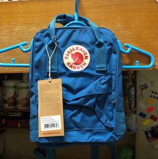 FJALLRAVEN KANKEN MINI (Lake Blue)