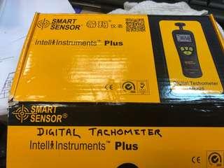 Smart Sensor Digital Tachometer