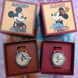 Disney Couple Watch (Disneyland HK)