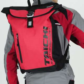 RS Taichi Rsb 271 Backpack Red