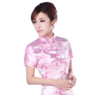 Chinese traditional blossom blouse