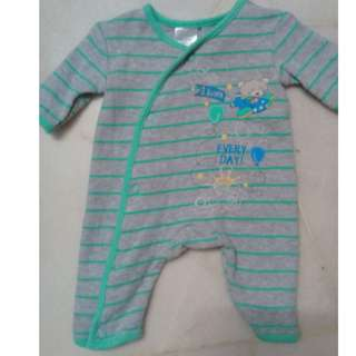 New Born (NB)/ Premature (00000) Bodysuit/ Sleepsuit/ Overall