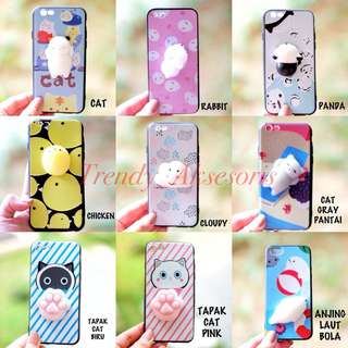 Case squishy iphone oppo f1s