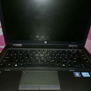 Probook 6470b with charger