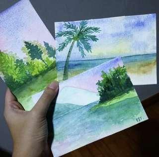 Customised Paintings