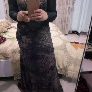 Party dress gliter