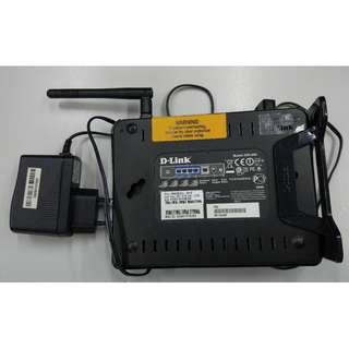 D-Link DIR-600 Wireless-N Router