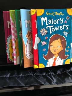 Enid Blyton Malory Towers