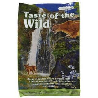 Taste of the Wild Rocky Mountain Roasted Venison 2kg/7kg