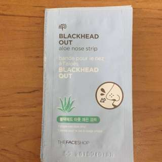 Blackhead Removal Nose Strip