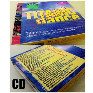 32 Tracks 90s Dance English Songs CD