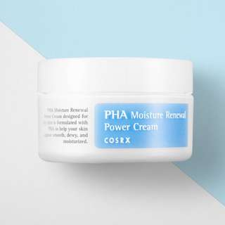 $19.90 [FREE SAMPLE] COSRX PHA Moisture Renewal Cream 50ml