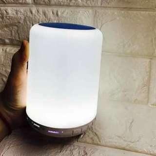Yo2 touch bluetooth speaker