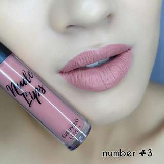 Everyday Nude Lipstick no. 3 #SALE