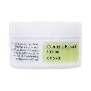 $16.90 [FREE SAMPLE] COSRX Centella Blemish Cream 30ml