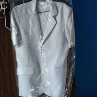 Snelli/baju dokter wanita merk konveksi exist
