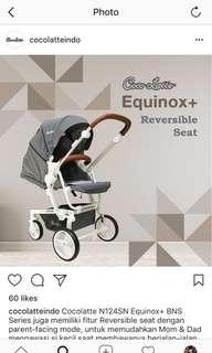 Cocolatte equinox+