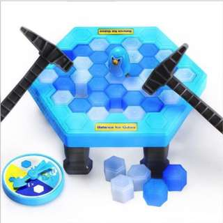 Mini Table Family Interactive Breaking Ice Game