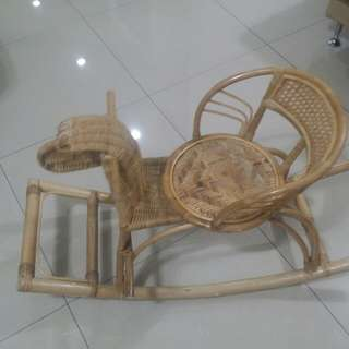 Kids Rocker Chair