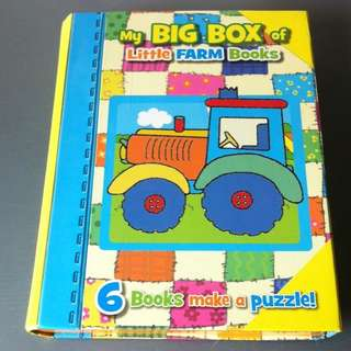 My Big Box Of Little Farm Books
