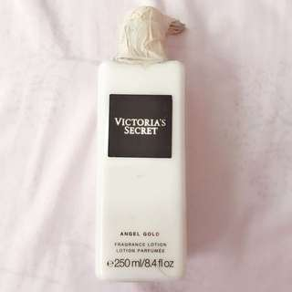 Angel Gold Victorias Secret Fragrance Lotion 250ml